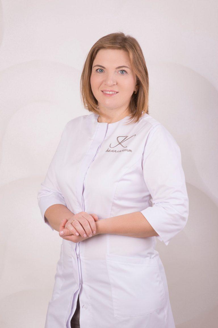 Капшученко  Ирина Сергеевна