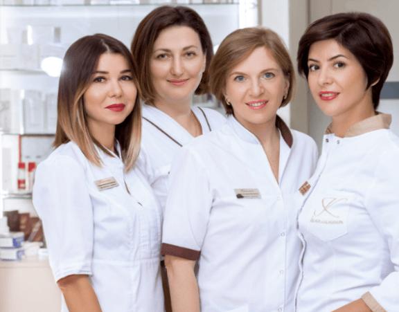 Комлексная косметология в Одессе