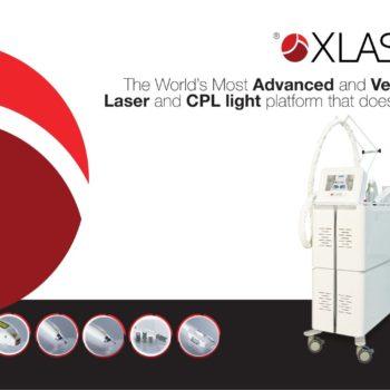 X-LASE Plus (Italia) лазерная платформа